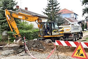 Obnova ulica