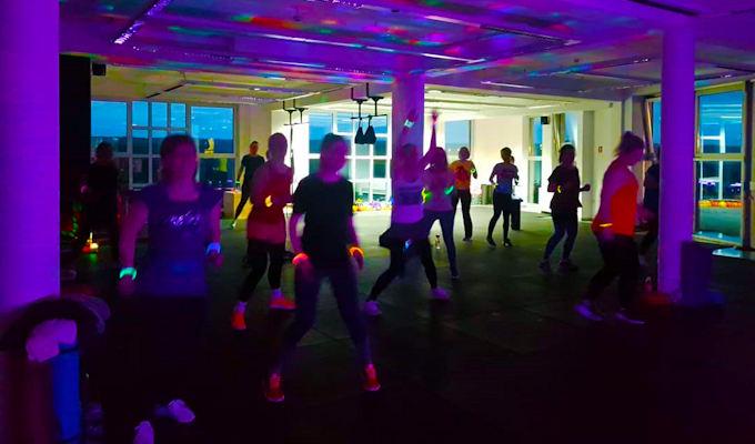 Nova dvorana za fitness i grupne treninge