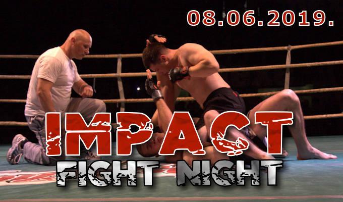 Impact Fight Night 2019.