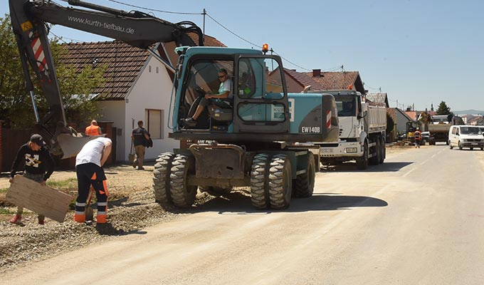 U srpnju završetak radova u Radićevoj ulici